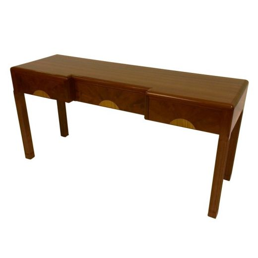 Hall BETTY JOEL ART DECO CONSOLE TABLE (item #1178)