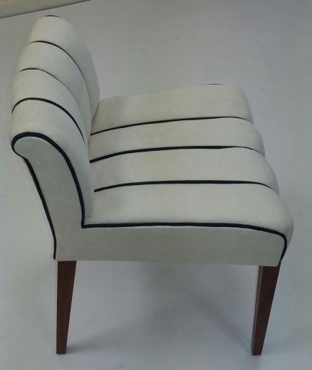 Chairs ART DECO BEDROOM CHAIR BY BETTY JOEL (item #1234)