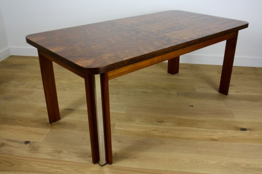 DINING TABLES MID CENTURY MODERN DESIGN ROSEWOOD DINING TABLE (item #1669)