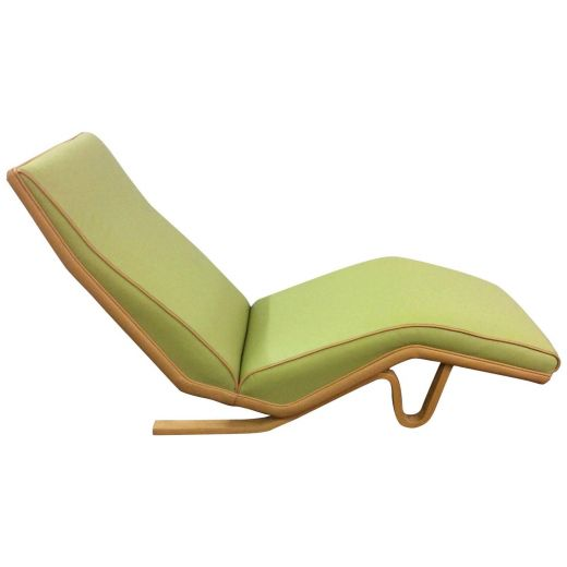 CHAIRS ANDREW J MILNE CHAISE LONGUE (item #1690)