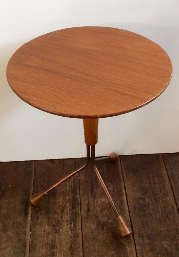 tables MID CENTURY ATOMIC TABLE BY ALBERT LARSSON (item #1732)