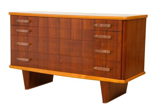 CHESTS MID CENTURY CHEST OF DRAWERS (item #1771)
