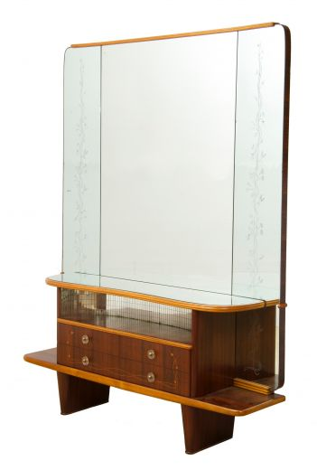 DRESSING TABLES MID CENTURY DRESSING TABLE (item #1772)