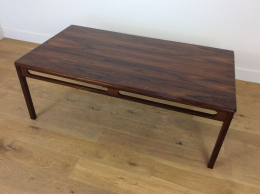 TABLES MID CENTURY ROSEWOOD TABLE (item #1824)