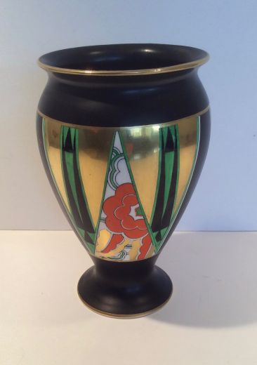 Crown Devon CROWN DEVON ORIENT VASE (item #1842)