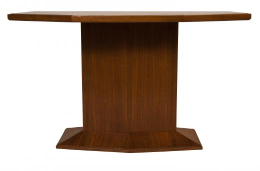 art deco tables ART DECO CONSOLE TABLE (item #1844)