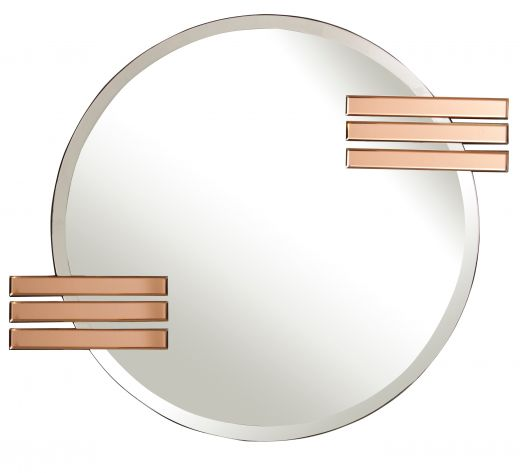 art deco mirrors ART DECO MIRROR (item #1867)
