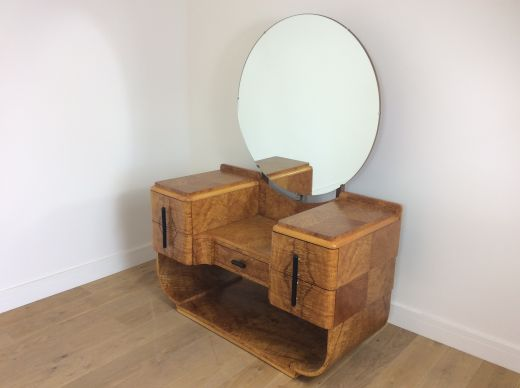 ART DECO DRESSING TABLES HILLE ART DECO DRESSING TABLE (item #1890)