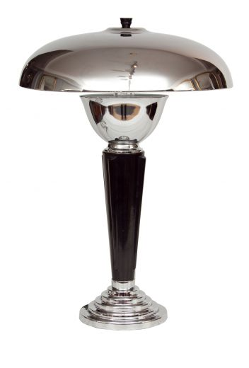 ART DECO TABLE LAMPS ART DECO DESK OR TABLE LAMP (item #1906)