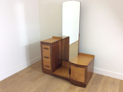 ART DECO DRESSING TABLES ART DECO DRESSING TABLE (item #1918)