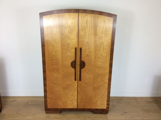 ART DECO WARDROBES ART DECO WARDROBE (item #1919)