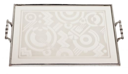 Other items ART DECO TRAY (item #1949)