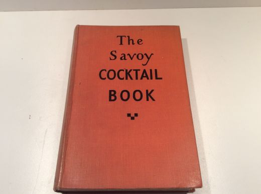 Other items ART DECO SAVOY COCKTAIL BOOK  (item #1971)