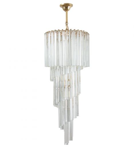 lighting MID CENTURY CHANDELIER (#1975)