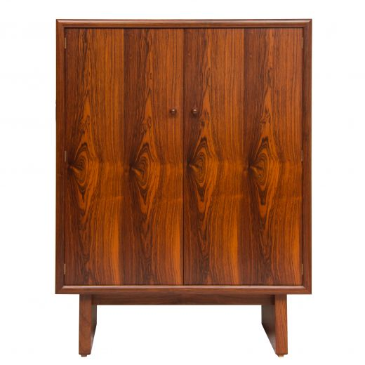 cabinets MID CENTURY ROSEWOOD CABINET (#1990)
