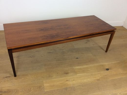 TABLES MID CENTURY ROSEWOOD TABLE (#2004)