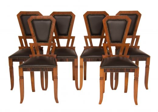 Chairs ART DECO CHAIRS (item #2010)