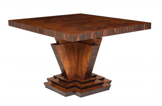 art deco tables ART DECO RECEPTION TABLE (item #2011)