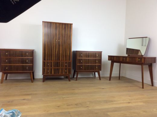 Bedroom sets Mid Century Bedroom Set by Morris of Glasgow (item #2020)