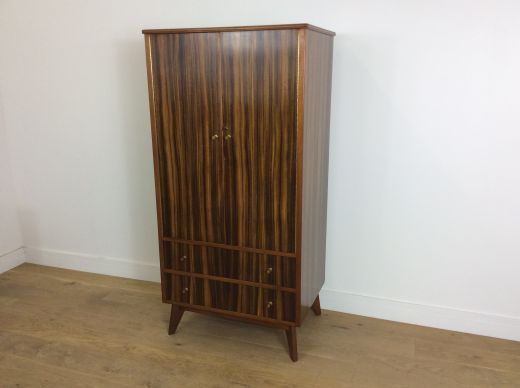 Wardrobes Mid Century Wardrobe by Morris of Glasgow (item #2022)