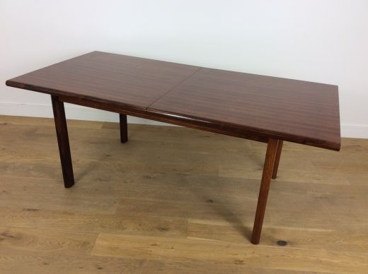 dinning tables mid century rosewood dining table (#2035)
