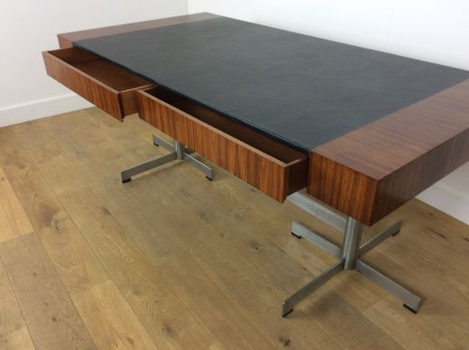 desks Mid century Desk by Merrow Associates  (item #2067)