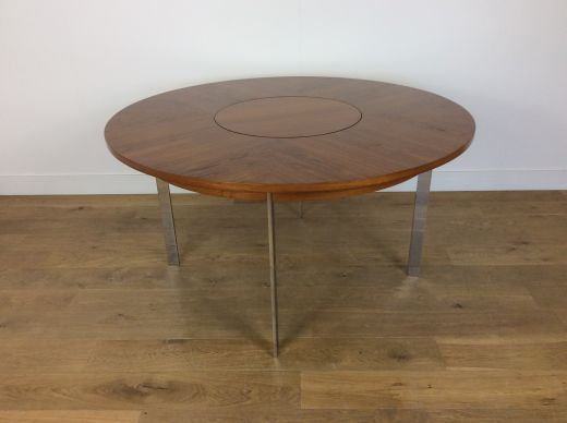 tables Mid century rosewood dining table by Merrow Associates (item #2088)