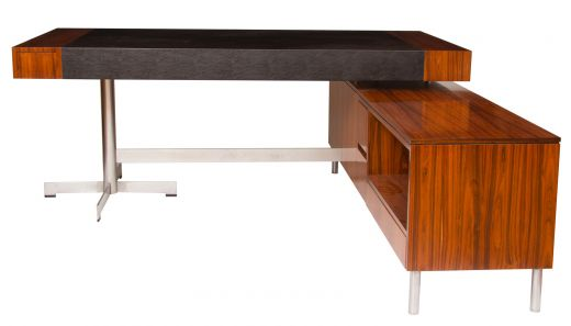 desks Mid century desk unit (item #2101)