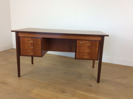 desks Mid century Desk  (#2120)