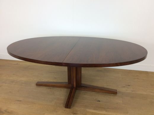 dinning tables mid century dining table   (item #2124)