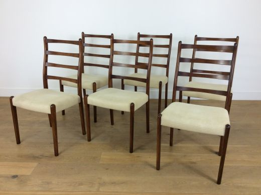 chairs Mid century dining chairs   (item #2153)