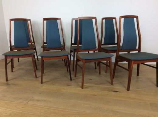 chairs Mid century dining chairs   (item #2156)