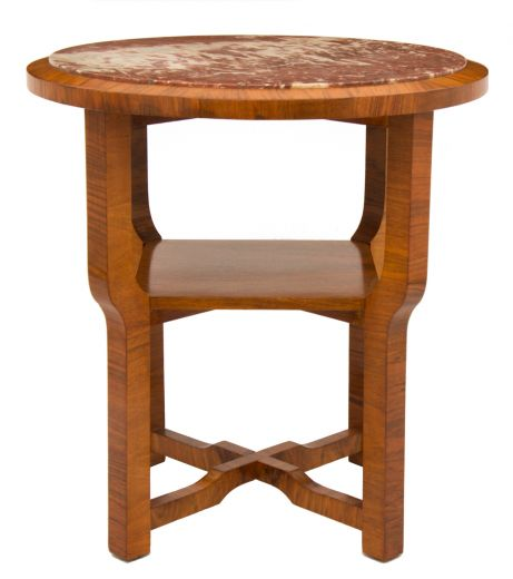 art deco tables Art deco table   (item #2194)