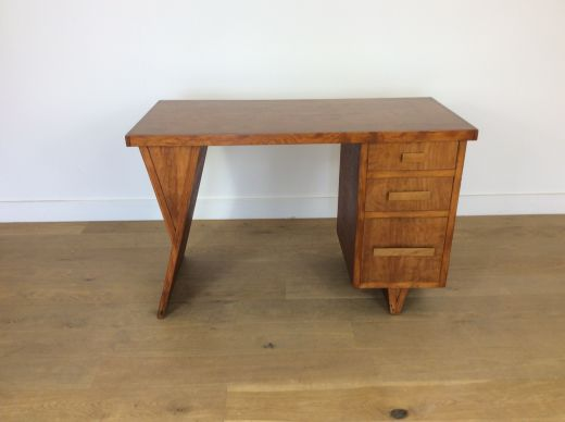 desks A rare Mid century ply desk (item #2295)