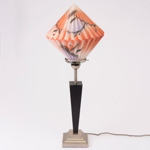 art deco table lamps Art deco table lamp (item #2314)