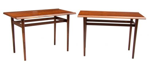 tables Mid century tables by Arne Vodder (item #2326)