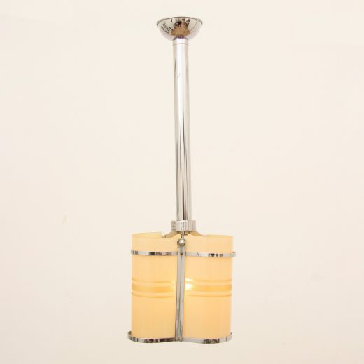art deco chandeliers Art Deco Ceiling Pendant (item #2360)