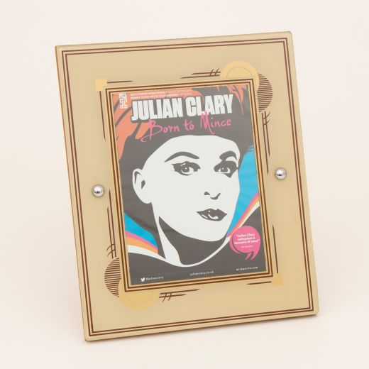 art deco photo/picture frames  Art deco photo frame (item #2410)