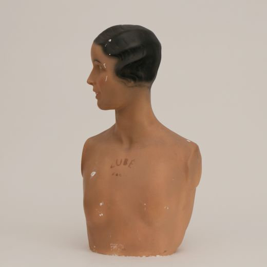 Figurines French Art Deco Shop Display Mannequin c.1930 Lube Paris (#2520)