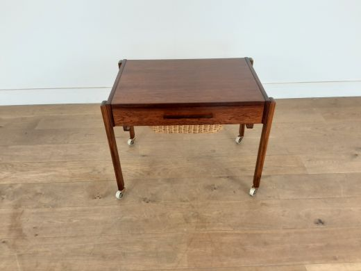 tables mid century rosewood table (#2526)