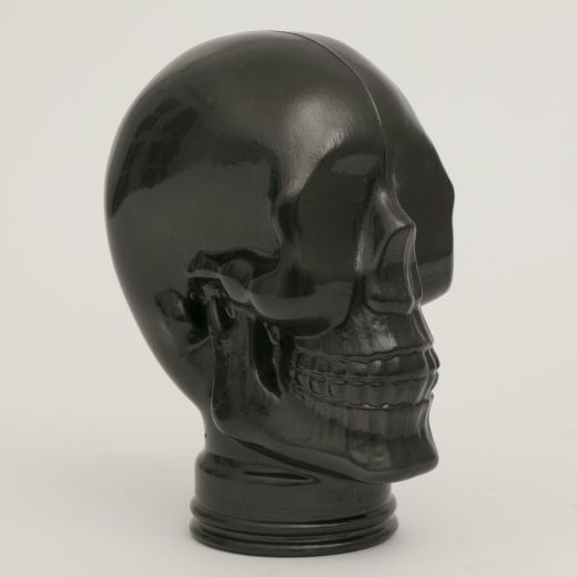 Other items Contemporary Spanish Glass Skull (#2531)