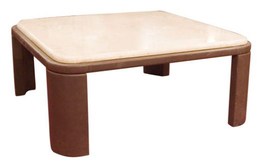 Lounge De-Sede Table (item #937)