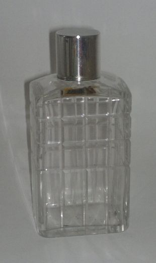 art deco glass Art Deco Scent Bottle (item #951)