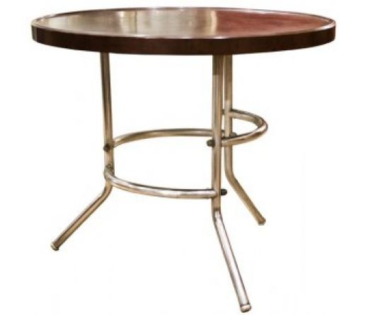 Art deco bakelite and chrome table art deco tables - Table de nuit art deco ...