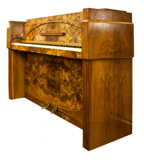 Art deco piano art deco furniture gazelles of lyndhurst for Piani art deco